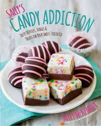 Sally's Candy Addiction cookbook cover