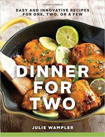 Dinner for Two cookbook cover