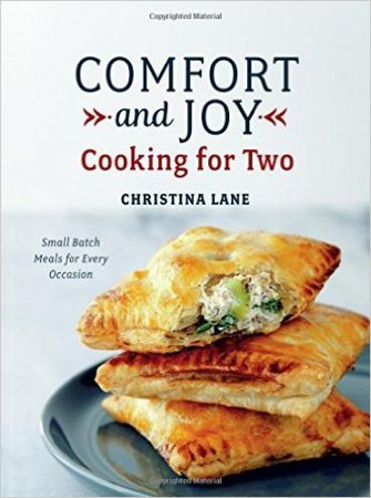 Comfort and Joy Cooking for Two cookbook cover