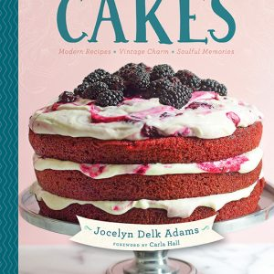 Cakes cookbook cover