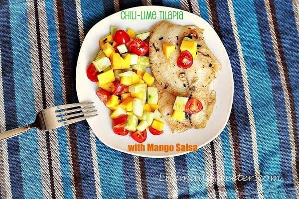 Chili-Lime Tilapia