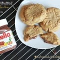 Nutella Stuffed Peanut Butter