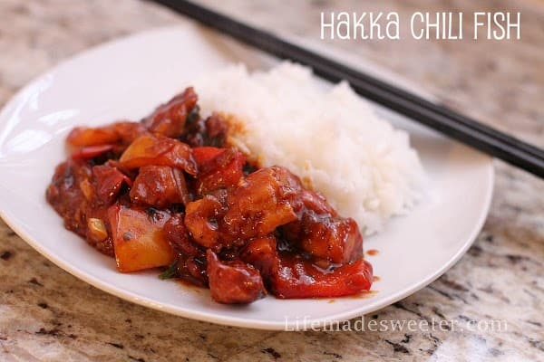 Hakka Chili Fish