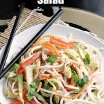Vermicelli Rice Noodle Salad