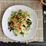 Asian Cabbage Slaw - Life made Sweeter
