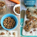 Carrot Cake Granola Bars - Life made Sweeter 11