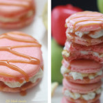 Cinnamon-Apple-Macarons-with-Salted-Caramel