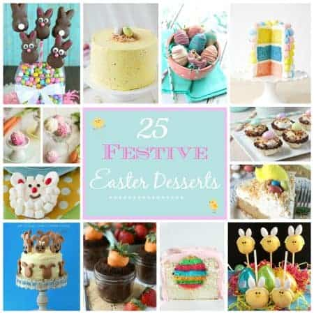 25 Fun and Festive Easter Desserts