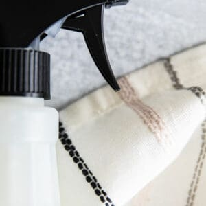 pinterest image for homemade cleaners
