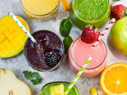 5 Healthy Smoothies That Taste Good Easy Superfood Breakfast Recipes