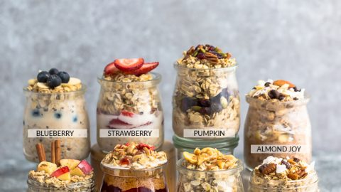 Overnight Oats 9 Recipes Tips For The Best Easy Meal Prep Breakfast