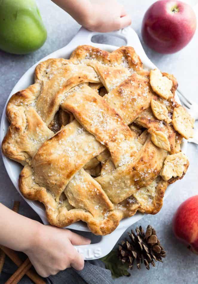 Classic Homemade Apple Pie The Best Desert For Fall