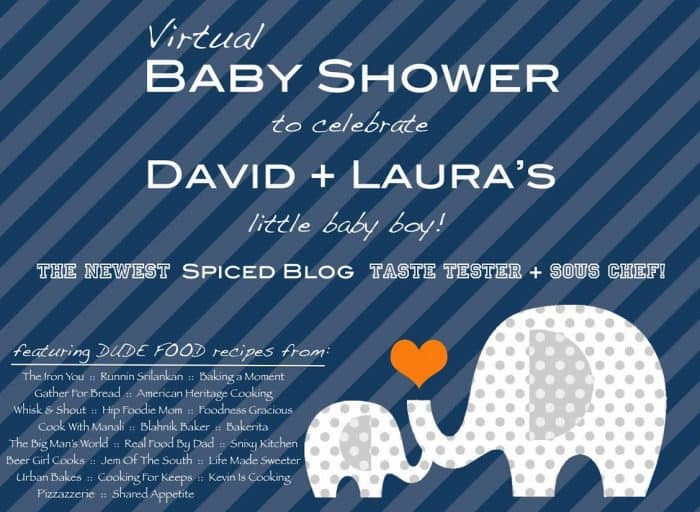 Baby Shower David Spiced