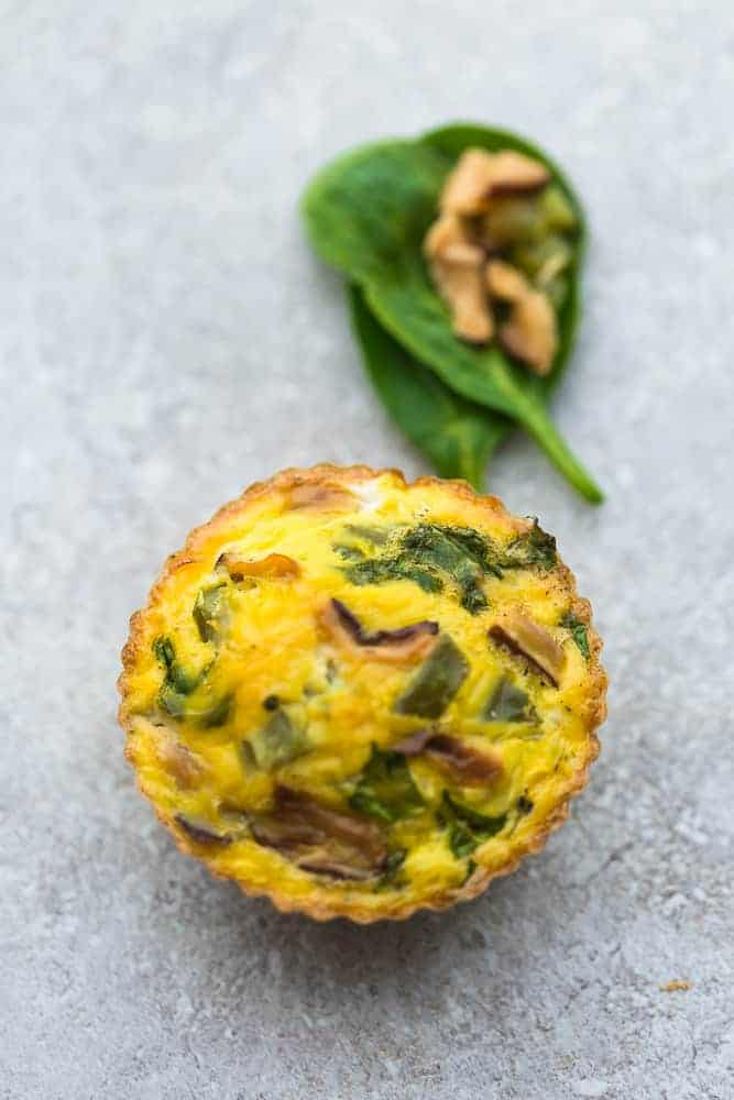Bacon Egg Muffins Recipe Protein Packed Healthy Breakfast Idea