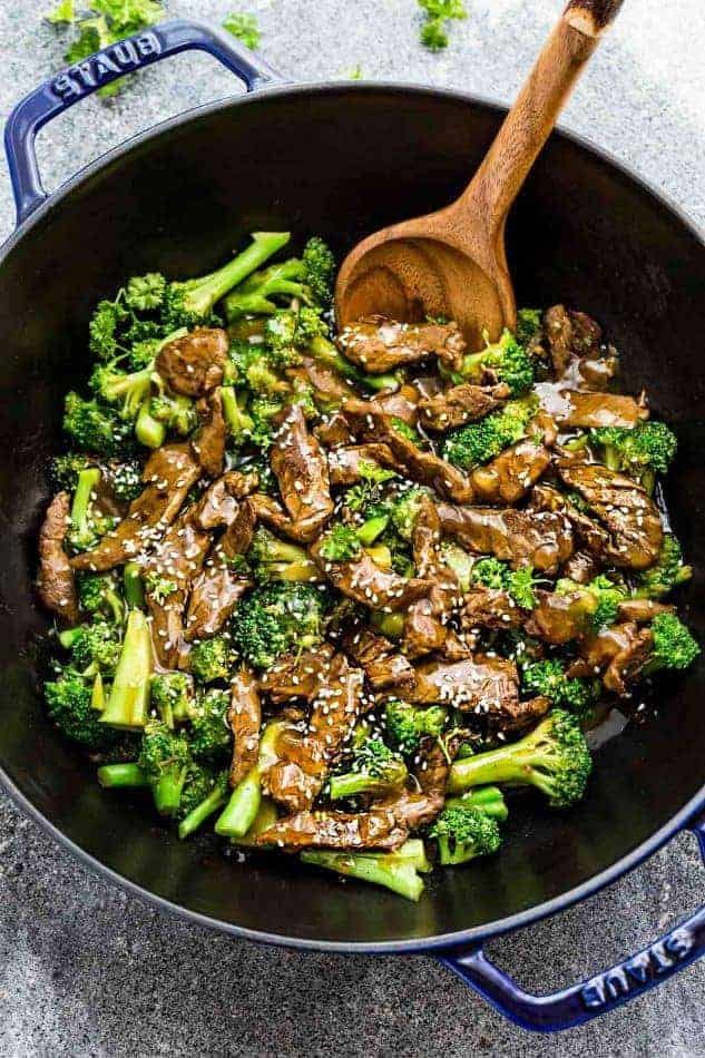 Beef Stir Fry Recipe Easy 20 Minute Stir Fry Dinner Idea