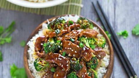 Instant Pot Beef and Broccoli - Best Pressure Cooker