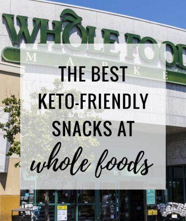 The Best Keto Foods to Buy at Whole Foods