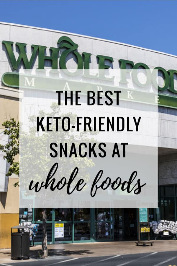 The Best Keto Foods To Buy At Whole Foods Keto Shopping Guide
