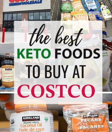 Best keto things to buy at COSTCO Round-up