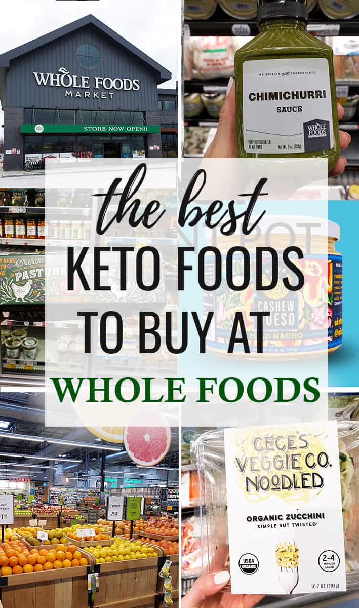 The Best Keto Foods to Buy at Whole Foods | Keto Shopping Guide