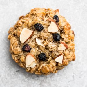 These Breakfast Cookies are a healthy make-ahead breakfast that comes together in less than 30 minutes. They're soft, chewy and with 12 tasty variations, you'll have the perfect oatmeal breakfast cookie for every occasion! Gluten-free, refined sugar-free, dairy-free with grain-free, vegan, paleo, low carb and keto options.