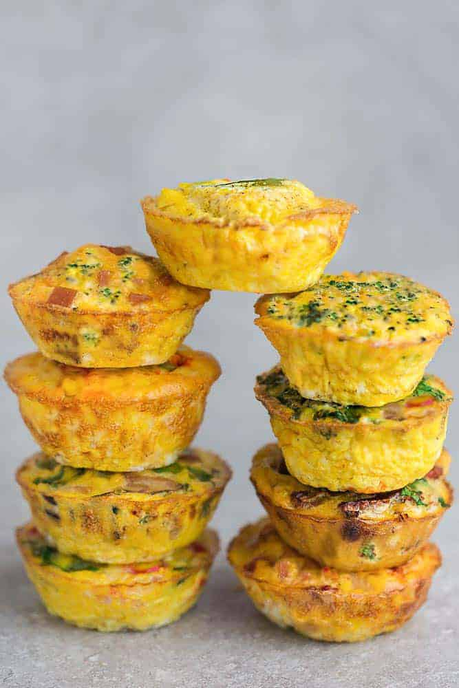 Egg Cups Whole30 Breakfast Muffins Life Made Sweeter
