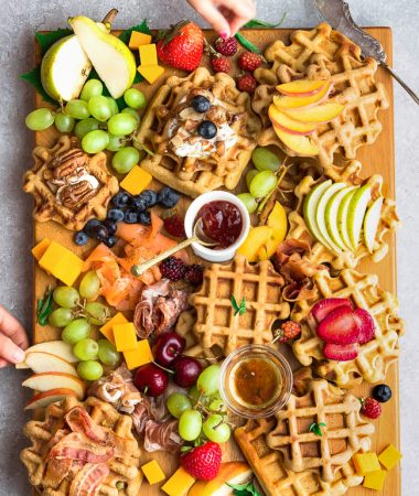 Brunch Board Recipe Photo Picture