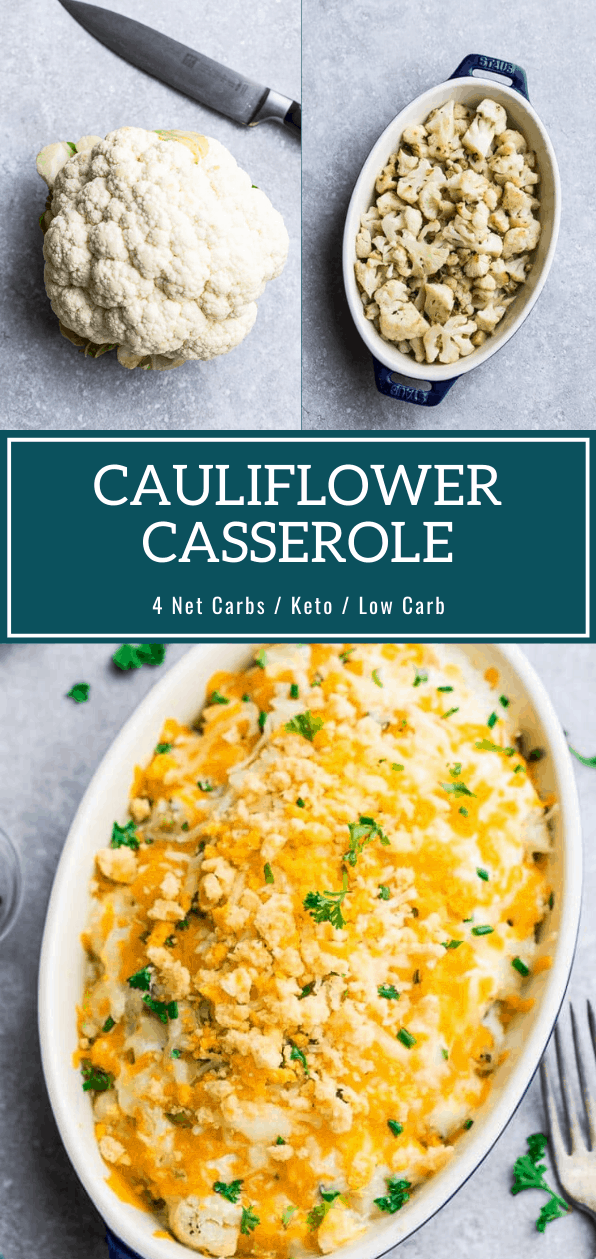 Cauliflower Casserole Recipe