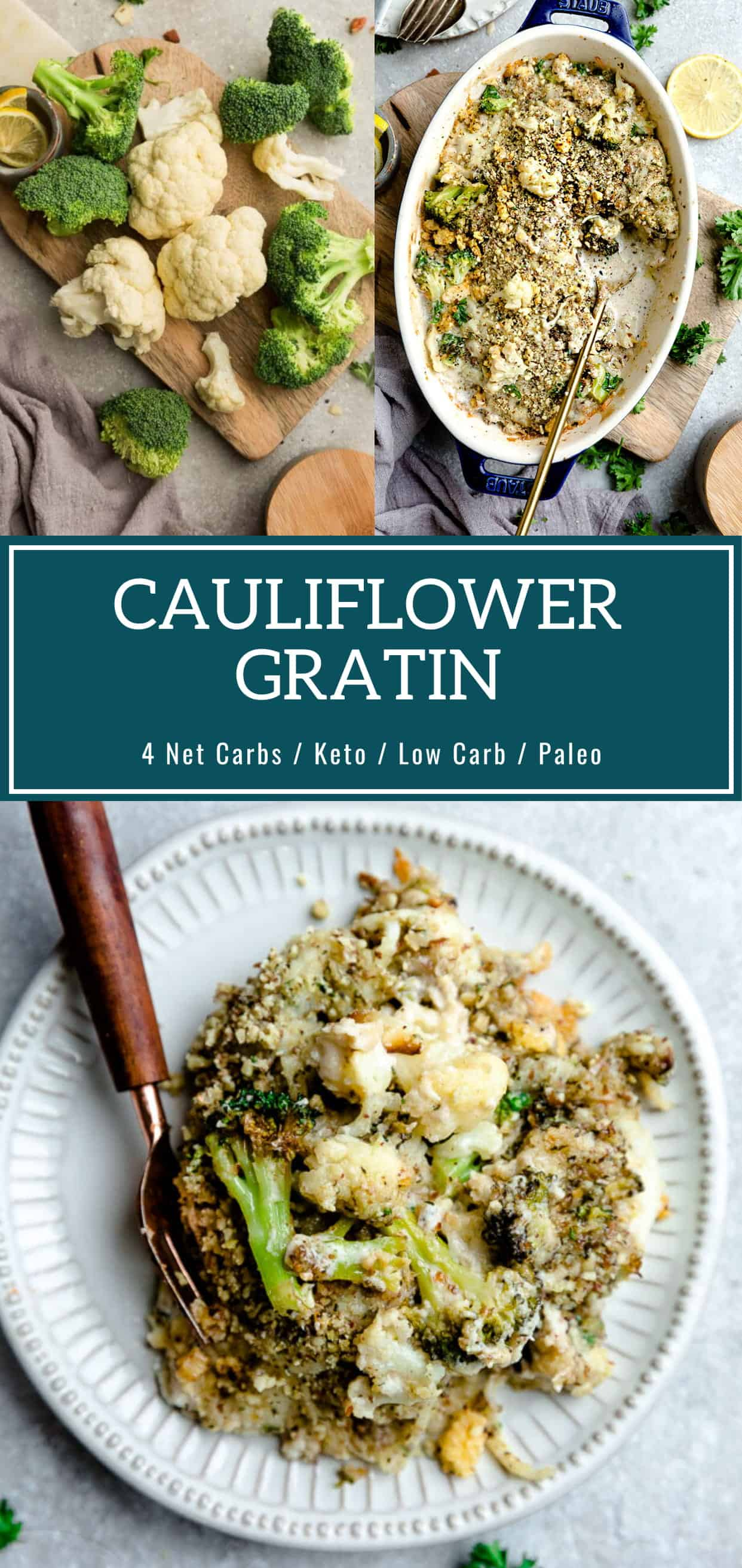 Easy Cauliflower Side Dish