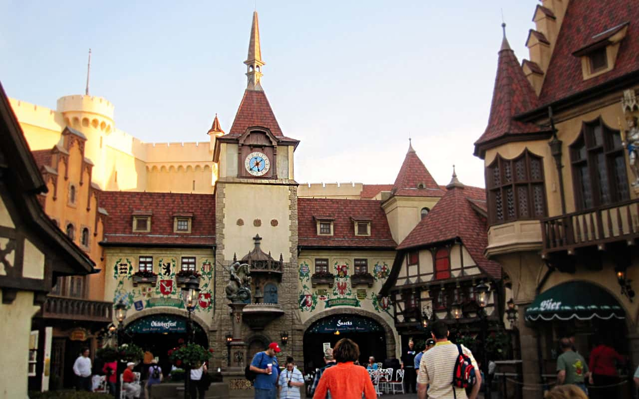 Disney World Travel Guide Germany