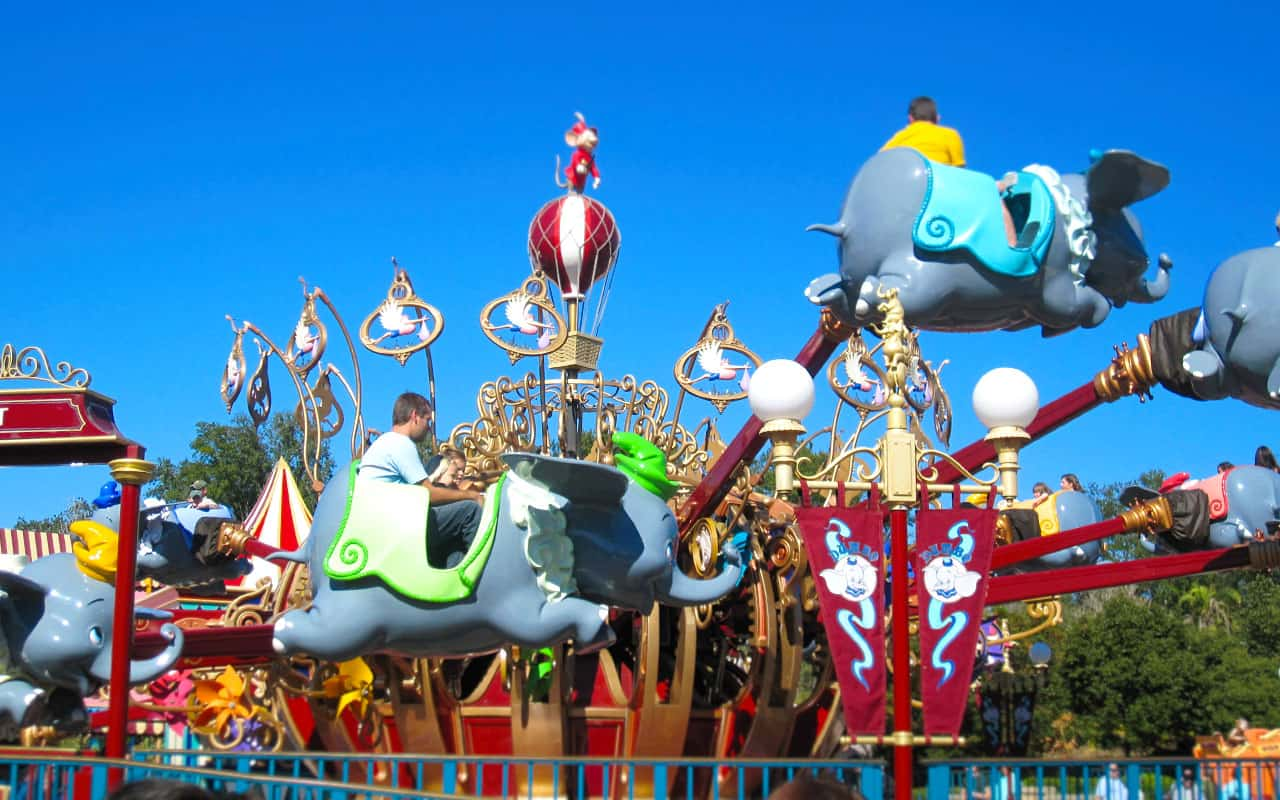 Disney World Travel Guide Rides
