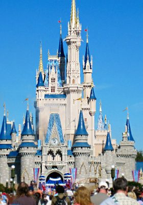 Disney World Travel Guide castle