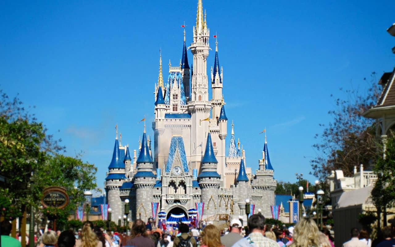 Disney World Travel Guide castle
