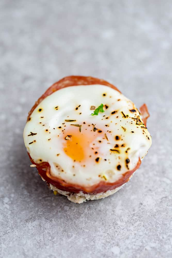 Baked Egg Cups 9 Ways Easy Low Carb Amp Keto Breakfast Recipe