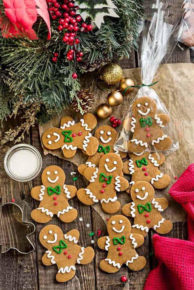 Gingerbread Men Cookies Best Gingerbread Cookie Recipe