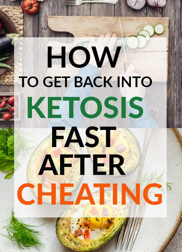 How to Get Back into Keto Fast - Life Made Sweeter