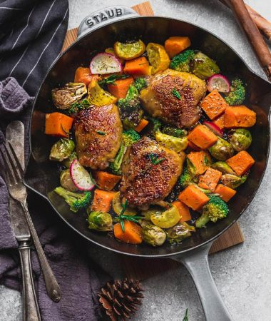 Instant Pot Harvest Chicken with Vegetables – Low Carb