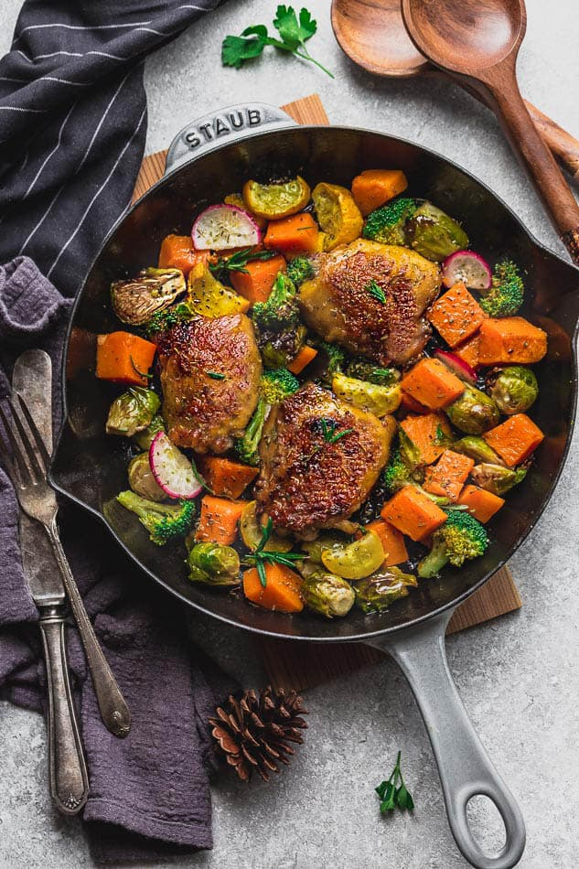 Instant Pot Harvest Chicken With Vegetables Low Carb Life Made Sweeter