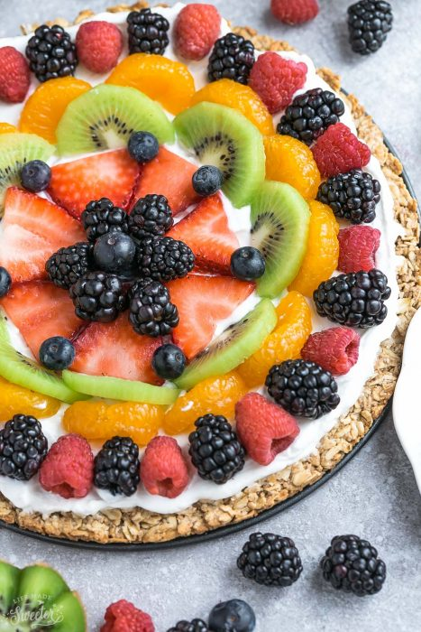 healthy fruit pizza crust top ten healthy fruits