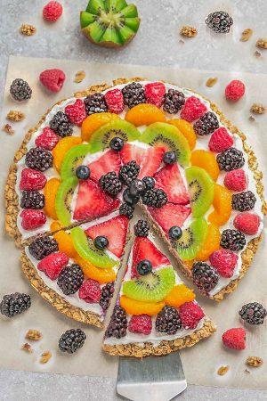 healthy fruit breakfast recipes blue fruit