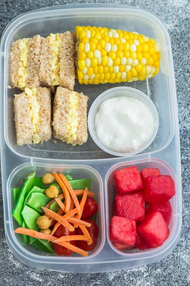 8 Healthy and Delicous Lunches for Back To School. Tons of ideas with options for nut free, dairy free and gluten free choices. Delicious and something for even picky eaters who will want to finish their food with no leftovers. Perfect for adults too who are looking for recipes and ideas other than sandwiches to bring to work.