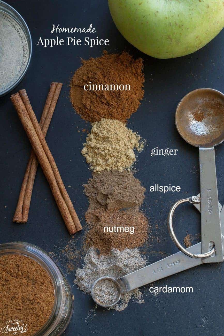 ... of Apple Pie Spice so you can make plenty of pies all season long