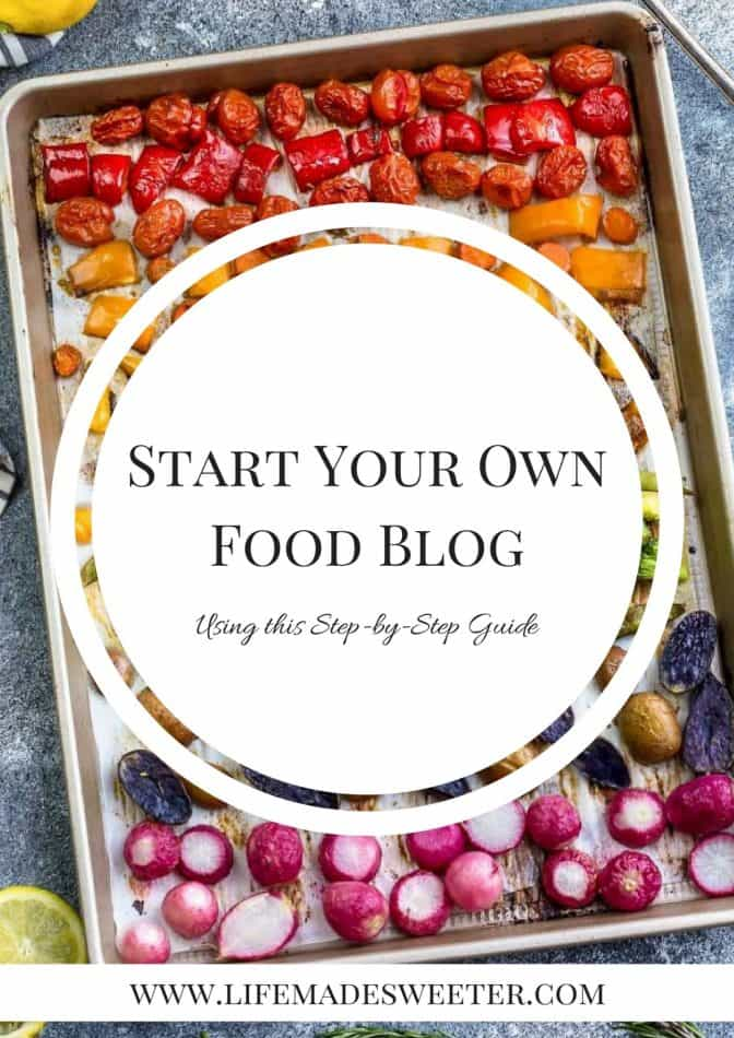 How to start a food blog step by step with photos so i hope this post on how to start a food blog was somewhat helpful now what are you waiting for go out there and show the world what your best recipes forumfinder Gallery