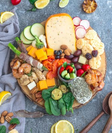 Low Carb Cheese Platters – 2 Ways