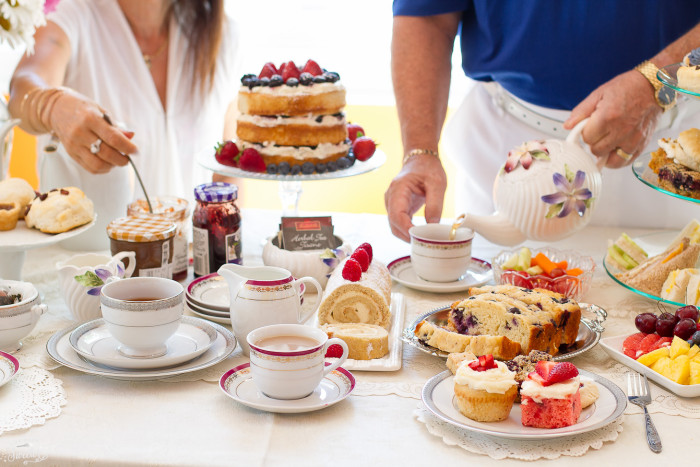 How to Throw An Amazing Summer Afternoon Tea Party