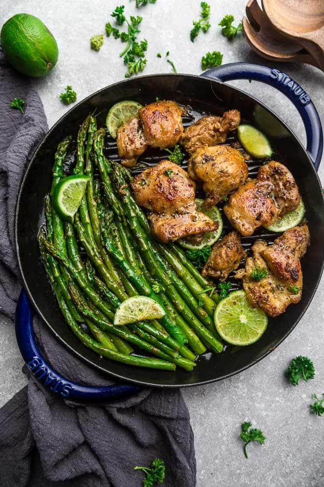 Instant Pot Cilantro Lime Chicken Recipe Easy Chicken Dinner Idea