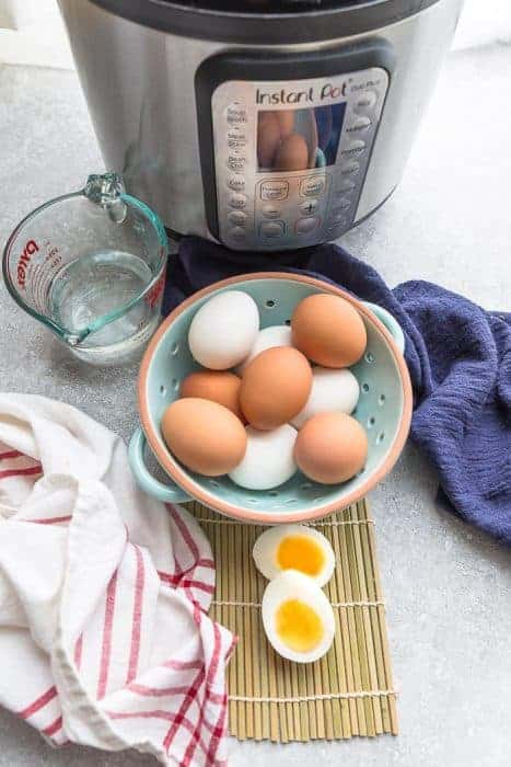 Perfect Hard Boiled and Soft Boiled – Instant Pot and Stovetop