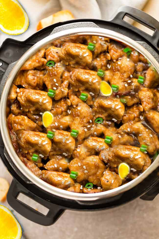 The Best Orange Chicken Recipe Life Made Sweeter