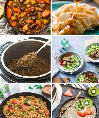 20+ Easy Instant Pot Recipes Perfect for Busy Families!
