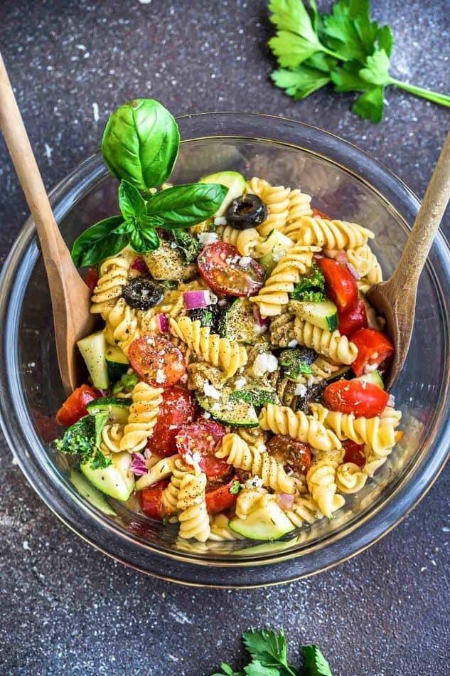Italian Pasta Salad - Life Made Sweeter